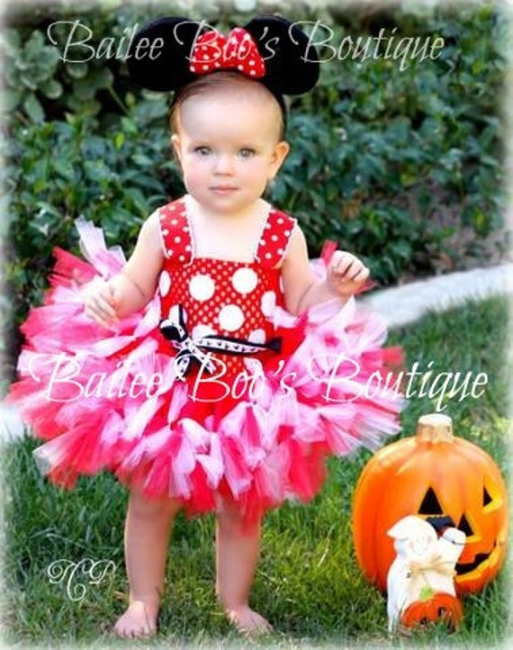 items similar to minnie mouse costume minnie mouse tutu