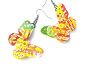 Teen Girl Jewelry Recycled Squirt Can Teen Girl Gift Soda Can Butterfly ...