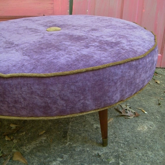 Ottoman Footstool Custom Made to Order