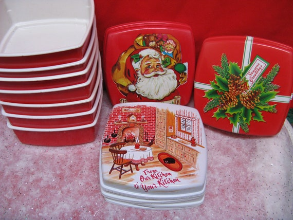 Christmas Cookie Containers
