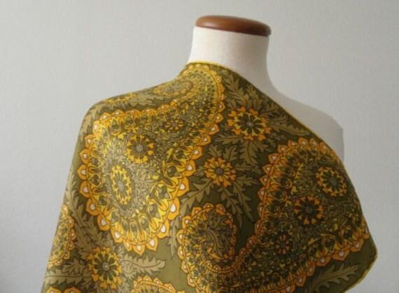 Vera Scarf Silk Hand Rolled Designer Scarf