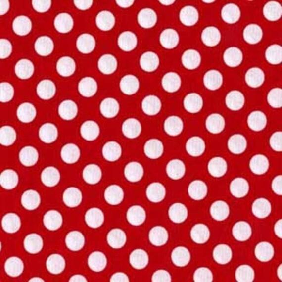 Michael Miller Fabric - 1 Yard Minnie Ta Dot