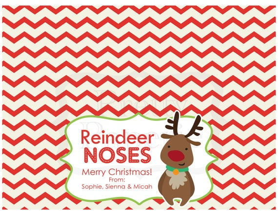Items similar to INSTANT Download-Christmas Treat Bag Tags ...