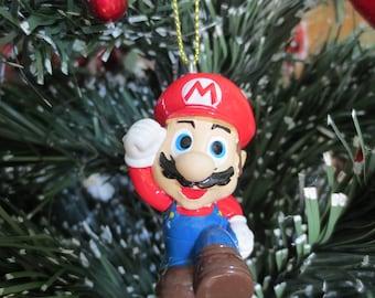 Nintendo Super Mario Brothers Tree Ornament