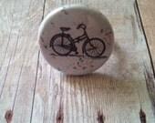 Button Ring (bike love)