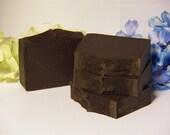 vanilla bean soap cold processed lye soap
