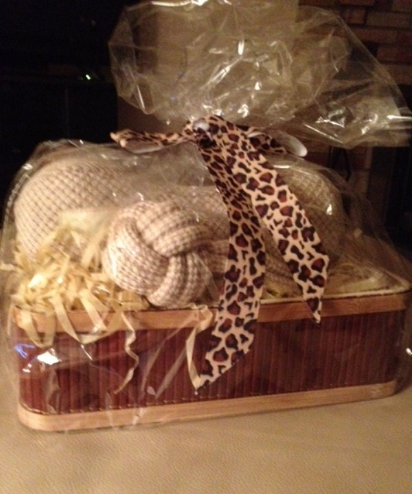 Etsy Dog Gift Baskets : My favorite things dog gift basket by happydoggoodies on etsy