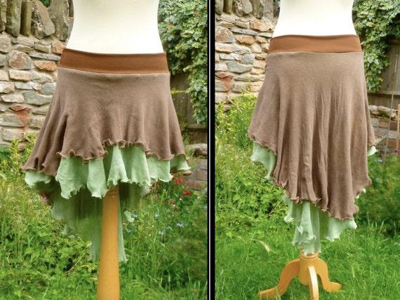 Forest Fairy Pixie, Fairy Skirt, Tutu