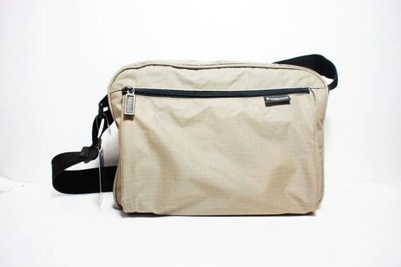 Vintage light Green or Beige Soft Polaroid Camera Carry Case