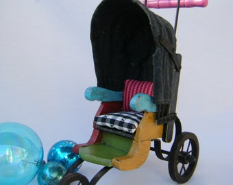 Dolly's Baby Buggy