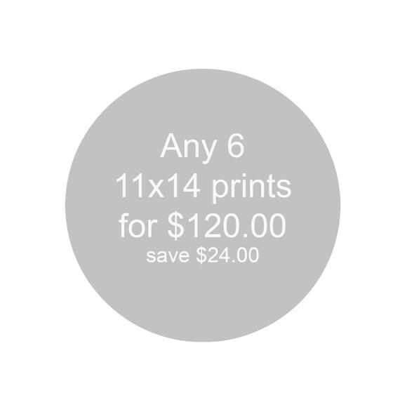 Kids Wall Art - Playroom Print, Childrens Print Poster, Wall Decor, Art and Decor, Typography Prints, 11x14 print, Purchase Any 6 Prints