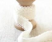 cotton torchon lace 1yard (width 1.4cm) 39460