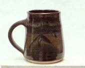 Multi Colored Woodland Mug, 20 oz.10% OFF stoneware, microwave safe