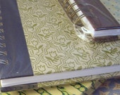 CLOSEOUT SALE--Handmade Recycled Reader's Digest Book Journal