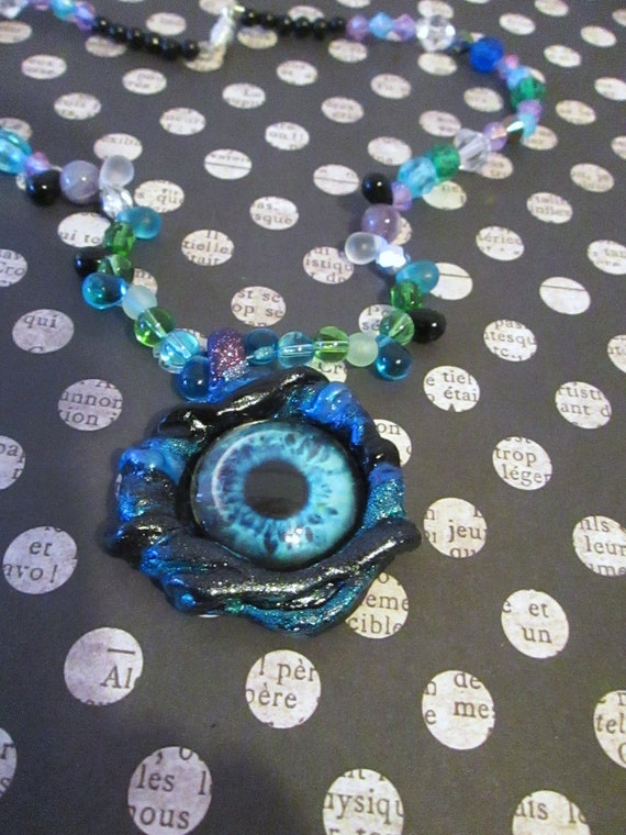 The Eye of Neptune - Necklace