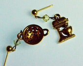 Kitchen-Ette Charm Earrings