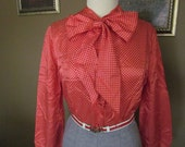 Secretary Ascot Dress with Jacket