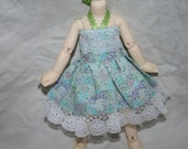 YoSD Spring Flowers Dress