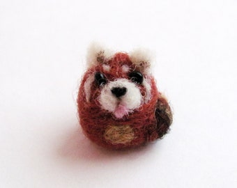 Mini red panda