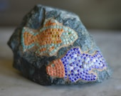 Mosaic Rock Fish