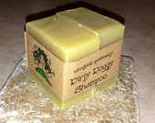 Dirty Doggy Neem Oil Shampoo bars Rosemary Mint 2-1.65 oz Vegan, repells fleas and ticks, dog soap