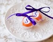 Sugar cubes wedding favors - sugar bomboniere favours for wedding, bridal shower favor, party favor - Large Order Discounts Available
