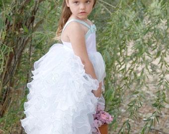 Flower Girl Dress - Tiffany
