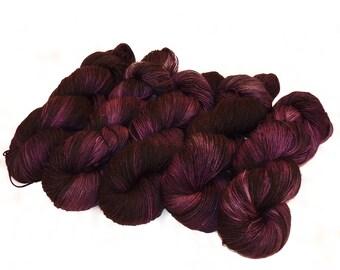 Sparkle Sock Yarn (Merino / Nylon / Stellina Sparkle) - Countess