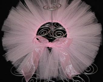 Light Pink Newborn Tutu -  Pink Newborn Tutu -Newborn Tutu