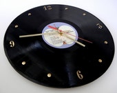THE BEATLES Record Clock (The Beatles 1967-1970)