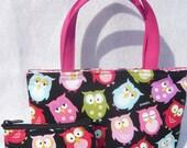 Owls Kids Purse and Coin Bag Set