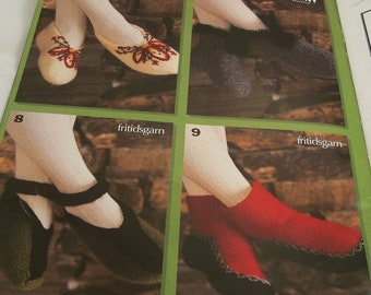 Norwegian Knitting Patterns Felting Sandnes Toving 04 Barn Voksnes