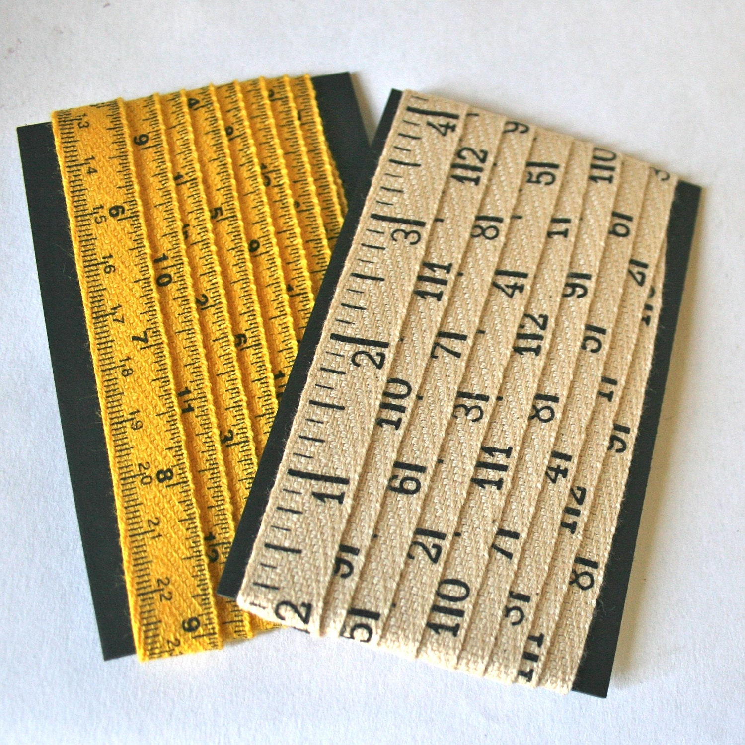 Printed Twill Tape Measuring Tape And Yardstick For