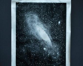 Large Galaxy Chart (signed)