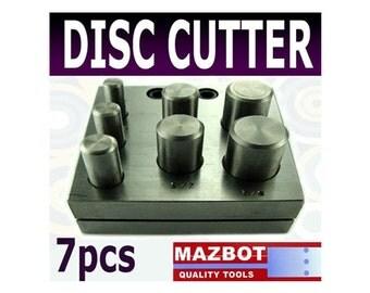 Mazbot 7pcs Disc Cutter  -  DC07