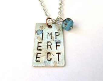 Imperfect Necklace
