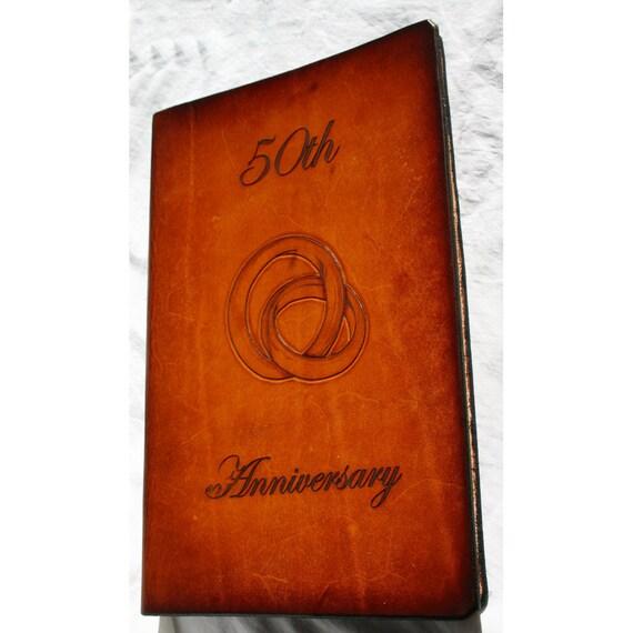 Anniversary or Special Occasion Photo Album
