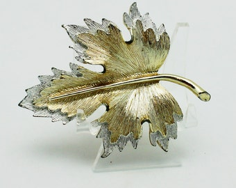 Vintage Sarah Coventry Brooch Natures Choice