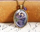 Melancholia  - Vintage Necklace