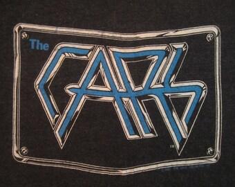 Original THE CARS vintage 1980 tour TSHIRT
