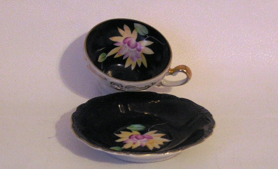 Ragrl Sealy China Cup and Saucer Set Made in Japan