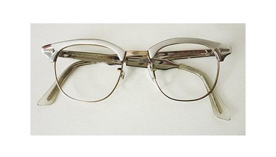 RESERVED for Scott 1950's SHURON Aluminum Frames