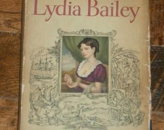 1947 Lydia Bailey Vintage Book