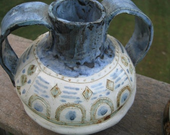 Signed Studio Art Pottery