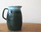 Vintage Art Pottery Pitcher