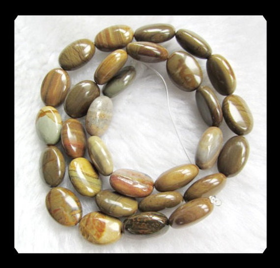 10x13x7mm,35.47g Serpentine  Loose Beads,1 Strand,40cm in the Lenght