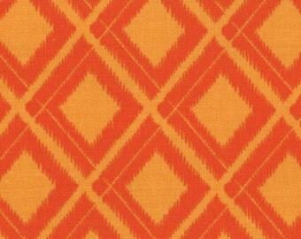 Simply Color Sweet Tangerine Ikat Diamonds 10806 - 16