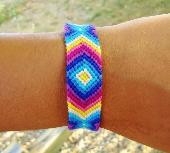 items similar to diamond friendship bracelet on etsy. Black Bedroom Furniture Sets. Home Design Ideas