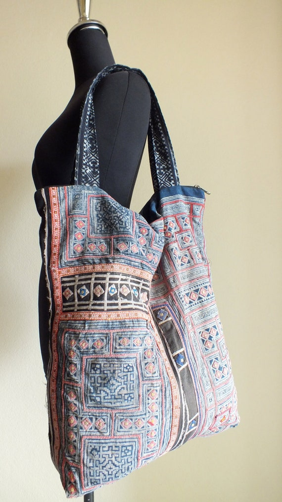 EMS RESERVED  ejrts, Handmade bag vintage fabric handbags and purses-from Thailand