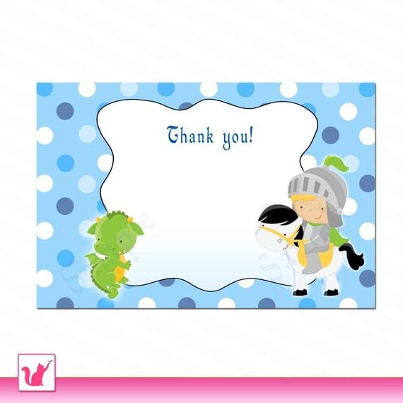 Tarjeta de agradecimiento en blanco cabellero y por pinkthecat